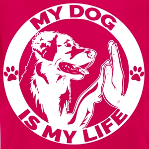 My Dog is my live T-Shirts - Frauen T-Shirt