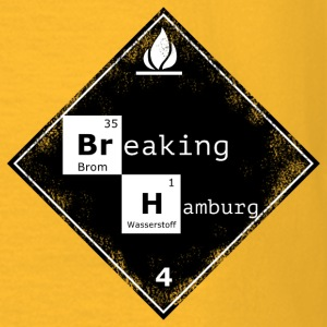 Breaking Hamburg - Männer T-Shirt