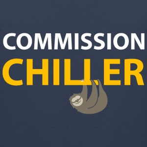 commission chiller Sportsklær - Premium singlet for menn
