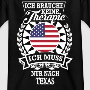 Therapie Texas T-Shirts - Teenager T-Shirt