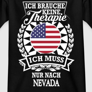 Therapie Nevada T-Shirts - Teenager T-Shirt