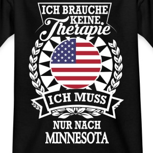 Therapie Minnesota T-Shirts - Teenager T-Shirt