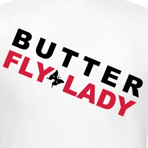 Butterfly Lady T-Shirts - Frauen T-Shirt