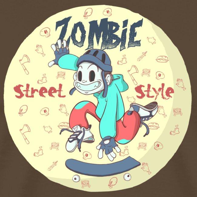 Zombie Street Style