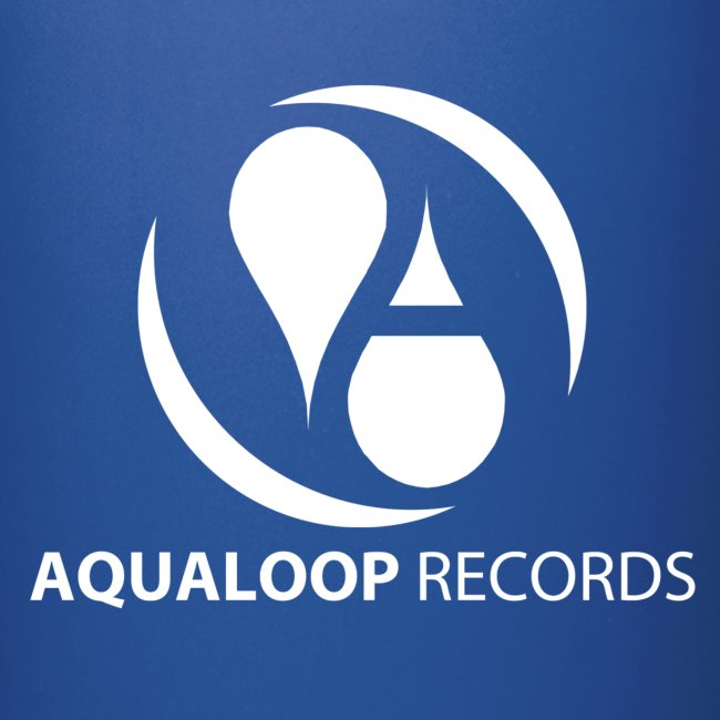 """Aqualoop Records"" Coffee Cup"