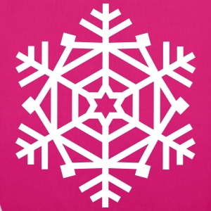 AD Geometric Snowflake Bags & Backpacks - EarthPositive Tote Bag