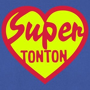 super tonton coeur love heart 2016 Sweat-shirts - Sweat-shirt Homme