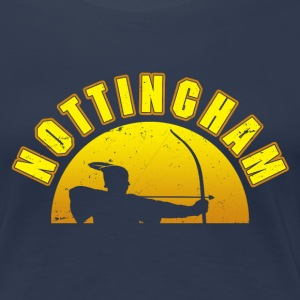 Nottingham - Women's Premium T-Shirt