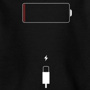 Time to Recharge T-Shirts - Kinder T-Shirt