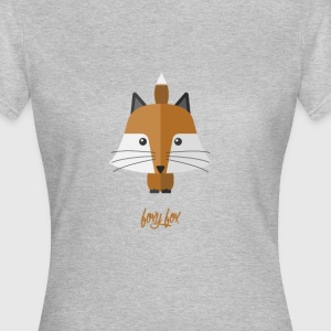 foxyfox - sweet as fuchs - Frauen T-Shirt