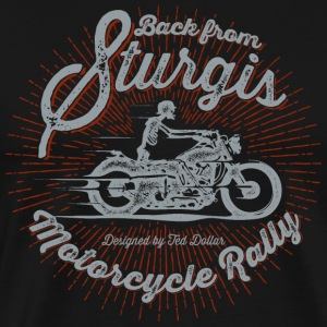 Back From Sturgis - T-shirt Premium Homme