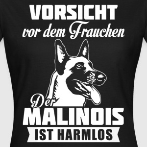 Malinois - caution T-Shirts - Women's T-Shirt