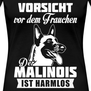 Malinois - attention Tee shirts - T-shirt Premium Femme