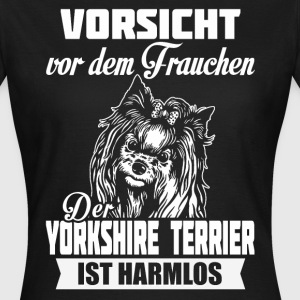 Yorkshire Terrier T-Shirts - Frauen T-Shirt