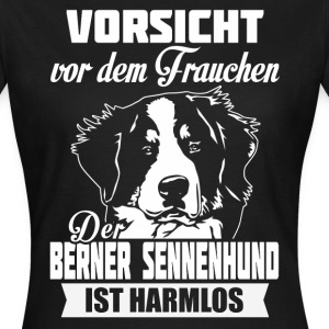 Bernese mountain dog Camisetas - Camiseta mujer