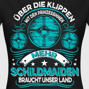 More Shieldmaidens T-Shirts - Women's T-Shirt