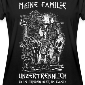 Ma famille Tee shirts - T-shirt oversize Femme