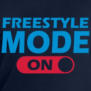 Freestyle Mode ON - Sweat-shirt Homme Stanley & Stella
