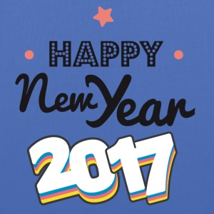 happy new year  2017 coul Bags & Backpacks - Tote Bag