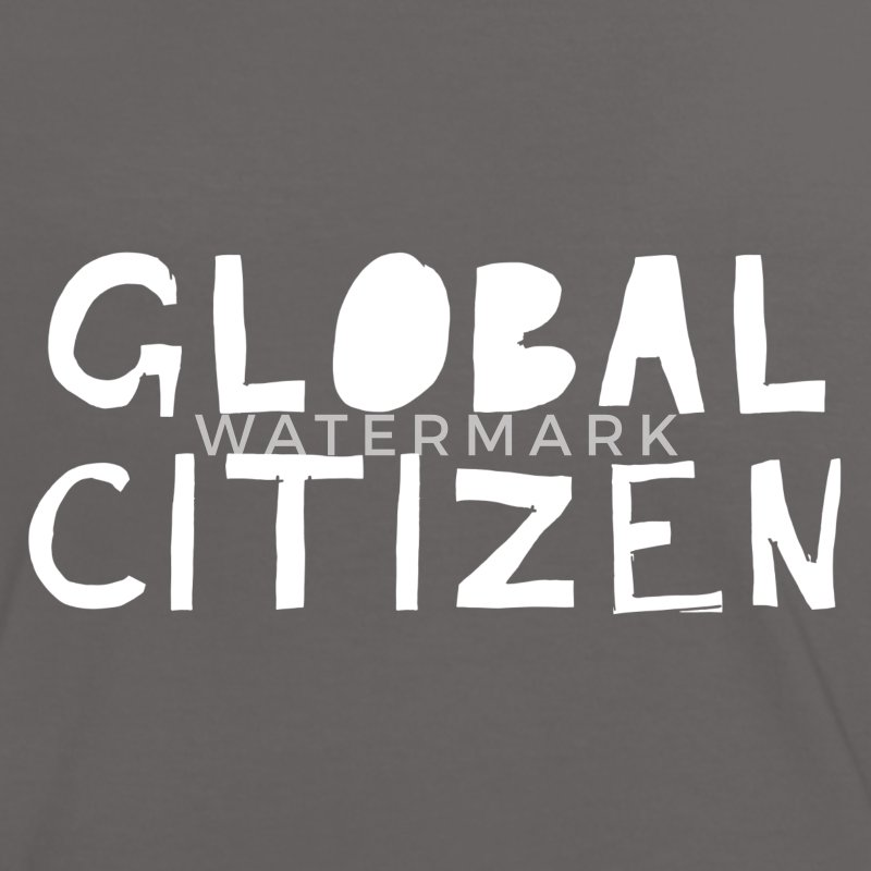 Global Citizen T-Shirts - Frauen Kontrast-T-Shirt