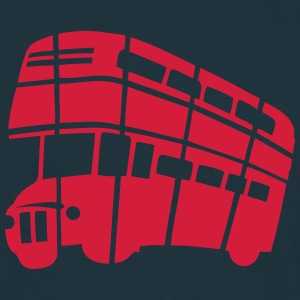 London Double-decker bus - Men's T-Shirt