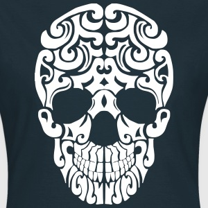 Skull Tribal - Frauen T-Shirt