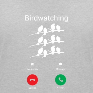The birds call T-Shirts - Women's V-Neck T-Shirt