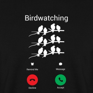 The birds call Hoodies & Sweatshirts - Men's Sweatshirt