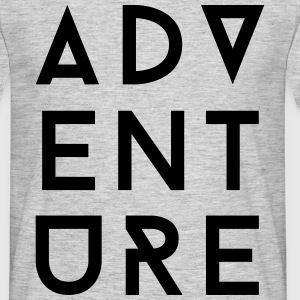 AD Adventure II T-Shirts - Men's T-Shirt