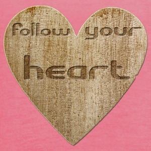 Love - follow your heart Toppe - Dame tanktop fra Bella