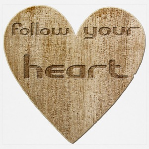 Love - follow your heart Langærmede shirts til babyer - Langærmet babyshirt
