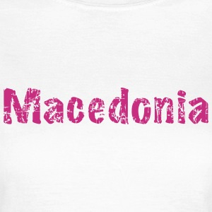 Macedonia - Frauen T-Shirt
