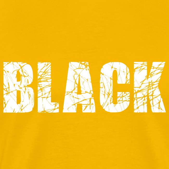 Männer T-Shirt - BLACK
