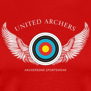 United Archers Bogensport T-Shirts - Männer Premium T-Shirt