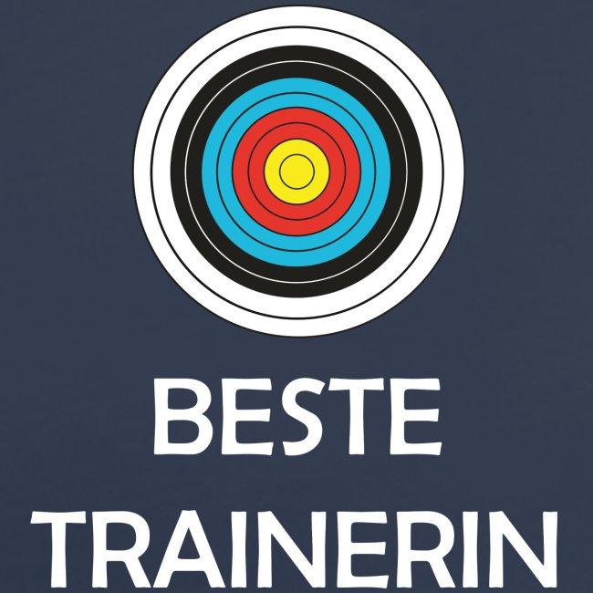 Frauen T-Shirt - Beste Trainerin