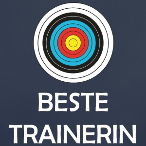 Beste Trainerin - Bogensport - Frauen  - Frauen Premium T-Shirt
