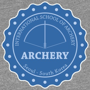 School of Archery - Korea - Frauen Premium T-Shirt
