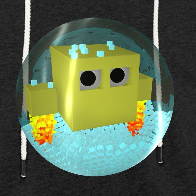 Tap The Pixel - Bademeister - Unisex Hoodie