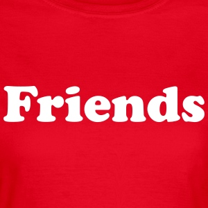 Friends T-Shirts - Women's T-Shirt