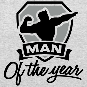 Man of the year 2 clr Sweaters - Hoodie unisex