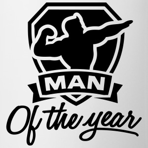 Man of the year 1 clr Tazze & Accessori - Tazza