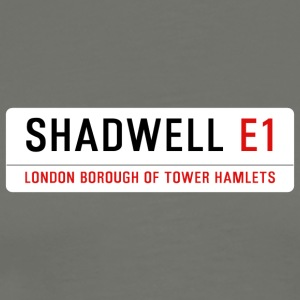 Shadwell Street Sign - Men's Premium T-Shirt