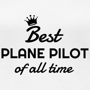 Aircraft Pilot Fly Flugzeug Avion Plane Airplane T-Shirts - Women's Premium T-Shirt