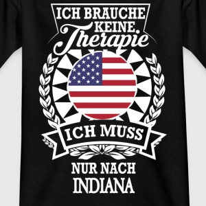Therapie Indiana T-Shirts - Kinder T-Shirt