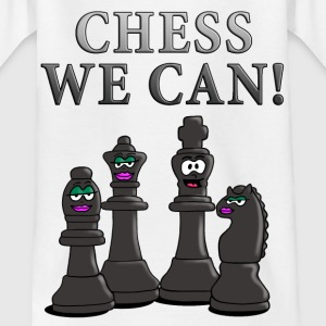 chess_we_can_12_2016_a T-Shirts - Kinder T-Shirt