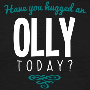 have you hugged an olly name today - Men's T-Shirt