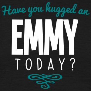 have you hugged an emmy name today - Men's T-Shirt