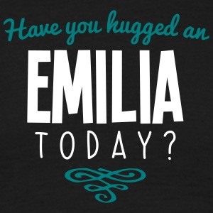 have you hugged an emilia name today - Men's T-Shirt