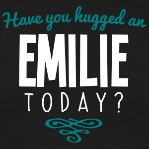 have you hugged an emilie name today - Men's T-Shirt