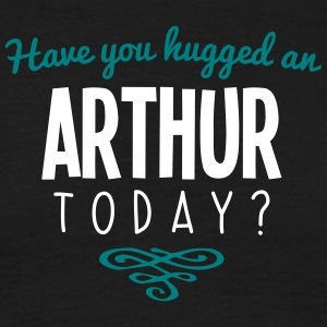 have you hugged an arthur name today - Men's T-Shirt